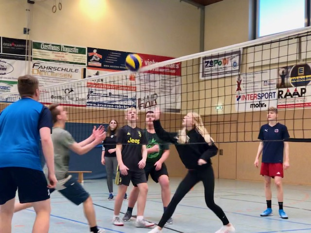 Volleyballturnier 2020